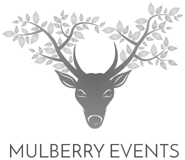 Mulberry Events Logo - Wedding Styling