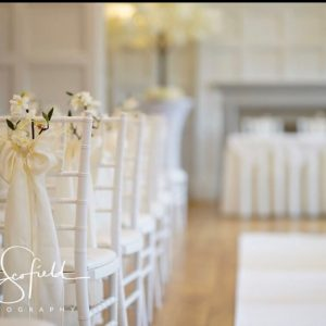 Chair Cover Hire In East Sussex