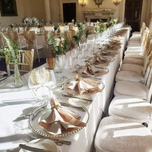 Mulberry Events - Table Hire